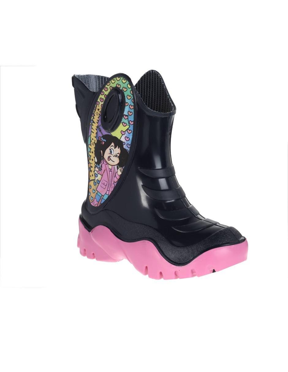 Bota para lluvia Bubble Gummers para niña 99e82aa7f8266
